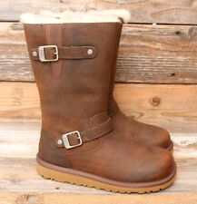 UGG Australia Big Kids Kensington Toast Classic Tall Boots US 6 fits Womens 8