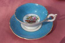 Thüringer Porzellan-mehrarmige mit Blumen-Motiv