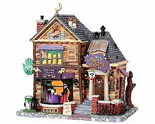 Lemax 05015 ZOLAAR THE GREAT Spooky Town Building Retired Halloween Decor I