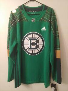 boston bruins jersey st patricks day adidas 56