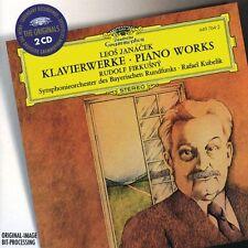 eos Janacek - Janácek Piano Works (DG The Originals) [CD]