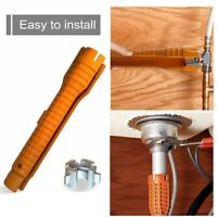Faucet and sink installation tool multi-purpose tool socket wrench plumber