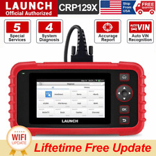 LAUNCH Scan Tool CRP129X OBD2 Scanner Automotive Code Reader WIFI Android Based