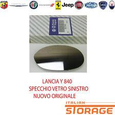 LANCIA Y 840 SPECCHIO VETRO SINISTRO NUOVO ORIGINALE 71711063
