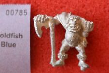 Citadel Warhammer Ogre MM42 Marauder Miniatures Games Workshop Ogres OOP Metal N