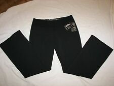 Women's Metaphor Black Pinstripe Pants - 6A - New with tags - Modern Fit