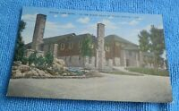 Vintage Postcard-Sylvan Lake Hotel-The Black Hills of South Dakota