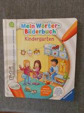 tiptoi Meine Wörter Bilderbuch- KINDERGARTEN- Neu