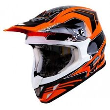 Casco Scorpion Cross Enduro Motard VX- 20 QUARTZ 10R TAGLIA S - NUOVO