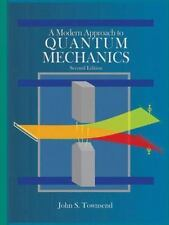 A Modern Approach to Quantum Mechanics : Second Edition by John S. Townsend ,2E
