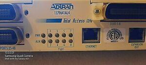 ADTRAN, 1179641AL4, VAMDS00ARA, TA1248 SLF CNTD DSLAM MULTIPLEXER W/FAN, REFURB