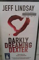 Darkly Dreaming Dexter: Jeff Lindsay: Unabridged Cassette Narr Nick Landrum
