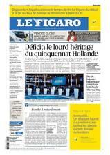 Le Figaro 04.11.2016 N°22468*GONCOURT*HOLLANDE*TRUMP*ALZHEIMER*PRIMAIRES*BREXIT
