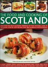 The Food and Cooking of Scotland New Book - Carol Wilson