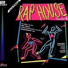 Rap House 4 (1991) Dr. Alban, Snap, Dream Warriors, Stereo MC's.. [2 CD]