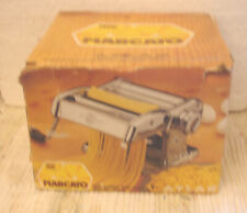 MARCATO Atlas No 150 Pasta Noodle Maker Machine Vintage with Box FREE SHIPPING