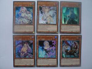 6 Card Handtrap Set * Ash Blossom, Ghost Ogre + More* Ultra Rare DUDE * Yu-gi-oh