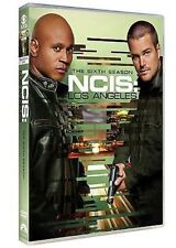 Dvd NCIS N.C.I.S. LOS ANGELES - Stagione 06 - (Box 6 Dischi) ....NUOVO