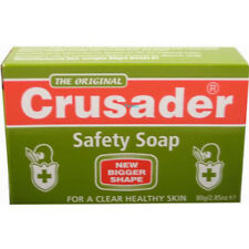 The Original Crusader Safety Soap For a Clear Healthy Skin 2.85oz