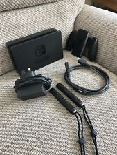 NINTENDO SWITCH OFFICIAL DOCK, CHARGER, COMFORT GRIP, SAFETY GRIPS, HDMI