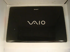 SONY VAIO  PCG-71211M GENUINE LCD TOP LID REAR BACK COVER (READ DESC) -1148