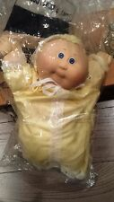 1984 / 1985 Cabbage Patch Preemie; Blonde hair, blue eyes; NIB; NRF Cellophane