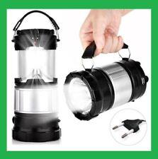 Lampe de Camping LED Rechargeable Lanterne Lampe Solaire LED d'extérieur