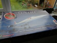 Boxed and Mint Sealed inside = Airfix Concorde 1:72 Scale Model