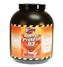Supra Protein 93 Milcheiweiss 750g 19,93€/kg Eiweiß Muskelaufbau Aspartamfrei