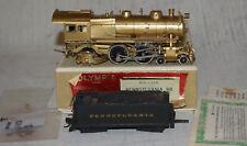 Olympia Gem Models Brass GN-118 PRR E6s 4-4-2 Locomotive - HO Gauge in Box Japan