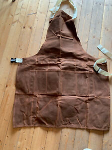 BRAND NEW Craft Apron CANVAS - MUST GO NO RESERVE