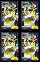 McFarlane Toys Spawn Series 1 Violator 4 Action Figure Lot 1994 Amricons