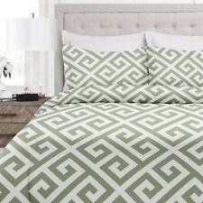 Italian Luxury 1800 Series Hotel Collection Quatrefoil Pattern Bed Sheet Set