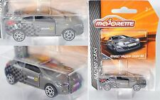 Majorette 212084009 Renault Mégane R.S. N4 Coupé grau Nr 14/18 Racing Cars