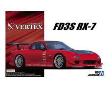 Aoshima 1/24 Mazda Vertex Fd3s Rx-7 '99#052396