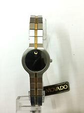 Orologio movado gold donna museum SWISS ORO WATCH gold 8590321 acciaio bicolore