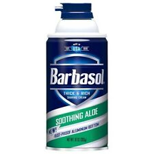 Barbasol Shaving Cream Soothing Aloe