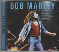 BOB MARLEY - SOUL ALMIGHTY on 2 CD's - NEW -