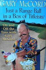 Just a Range Ball in a Box of Titleists : On and off the Tour with Gary...(1125)