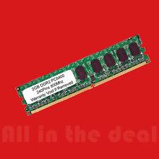 MAJOR BRAND 2GB DDR2 800 Mhz PC6400 240pins LOW DENSITY MEMORY