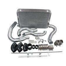 Intercooler Kit + piping kit For 94-97 Ford F250 F350 Diesel 7.3L PowerStroke