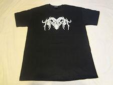 NEGATOR logo SHIRT M,Urgehal,urfaust,Taake,Inquisition,Lord Belial,Emperor,Seth