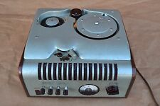 CLEAN Vintage Webster Chicago model 78-1 Wire Recorder Working Ships FAST