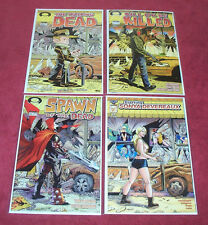 WALKING DEAD #103 Variant Sonya Devereaux #1 KILL be Killed #6 SPAWN of #223 LOT
