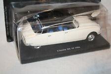 Citroen '56 DS 19 ? weiss - 1:24 - Magazin Modell