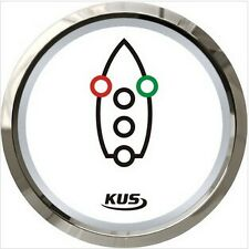 85mm white KUS Navigation Indicator SV-KY99501 with controller
