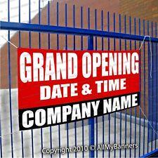 Grand Opening Custom Banner Sign Multiple Sizes thm