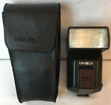 MINOLTA 3600HS Program D Flash *Fast Ship* F9