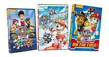 PAW Patrol Nickelodeon Nick Jr Educational Adventure Series Box / DVD Set(s) NEW