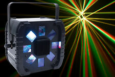 AMERICAN DJ QUAD PHASE STAGE DJ CLUB PARTY LIGHT SPECIAL EFFECT DMX SOUND ACTIVE